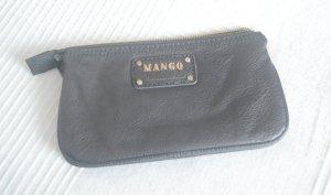 Mango Clutch Schwarz