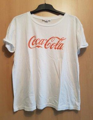 Mango Coca Cola T-Shirt Größe M
