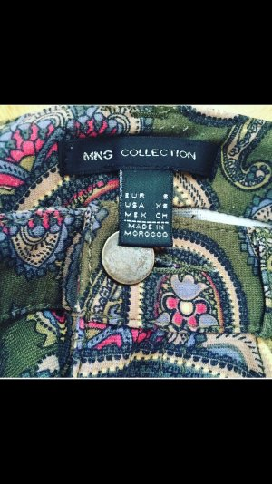 MANGO Collection - Bunte Legging-Hose