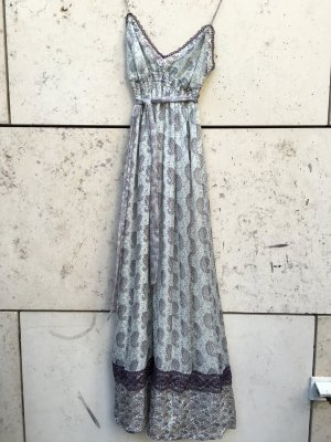 Mango collection Maxi Sommerkleid floral print