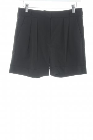 Mango collection Shorts schwarz Elegant