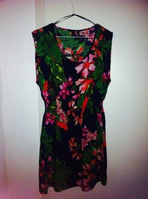 Mango Collection Sommerkleid geblümt Gr.36
