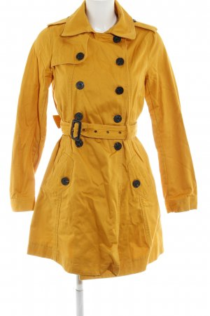 Mango collection Trenchcoat hellorange Casual-Look