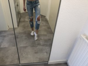 Mango Boyfriend Jeans multicolored