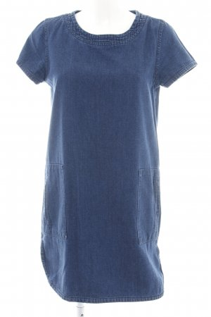 Mango Denim & Tees Jeanskleid blau Casual-Look