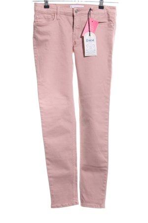 Mango Denim & Tees Jeans a carota rosa stile casual