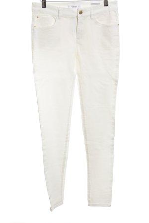 """Mango Denim & Tees Skinny Jeans """"Paty Skinny"""" wollweiß"""