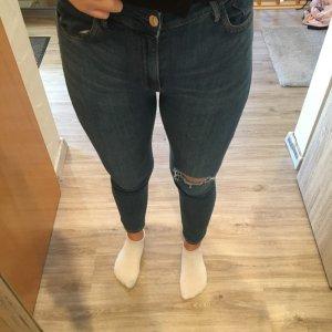 Mango Jeans multicolored