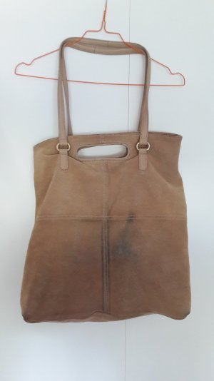 Mango Shopper multicolore daim
