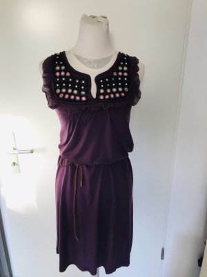 Mango ein wunderschönes verspieltes Kleid in Gr M