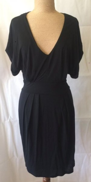 Mango Robe fourreau noir
