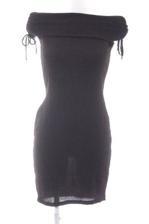 Mango Sheath Dress black business style