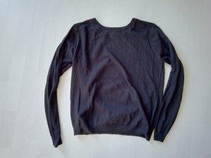 Mango Sweater zwart