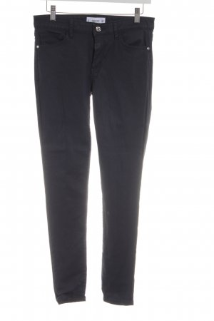 Mango Five-Pocket-Hose schwarz Casual-Look