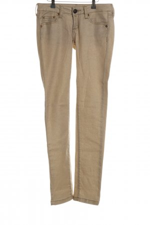 Mango Five-Pocket-Hose creme Casual-Look