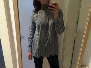 Mango gestreifte Oversize Bluse Hemd neu!