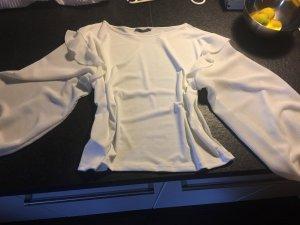 Mango gr M weiße Bluse