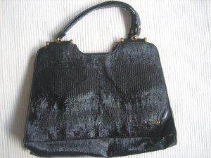 Mango handtasche neuwertig schwarz edel buero