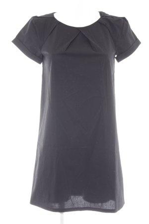Mango Robe chemise noir style d'affaires