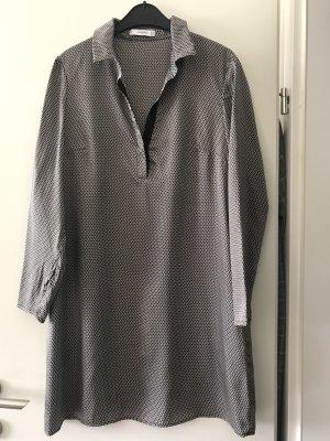 Mango Dress grey brown