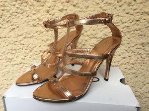 MANGO High-Heel-Sandaletten, Gr. 38