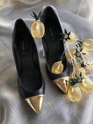 Mango High Heels Gr. 37, einmal getragen