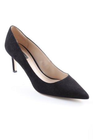 Mango High Heels schwarz klassischer Stil