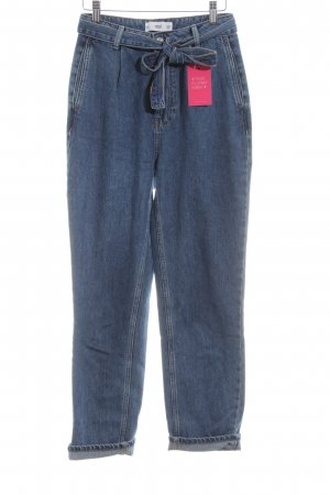 Mango High Waist Jeans blau Casual-Look
