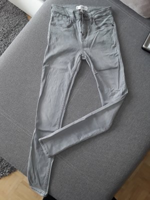 mango - Highwaist Stretchjeans, Gr. 36