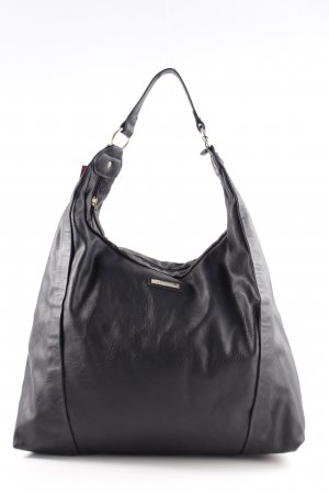 Mango Hobo schwarz Casual-Look