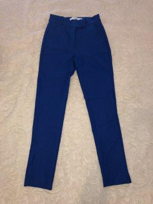 Mango Basics 3/4-broek blauw