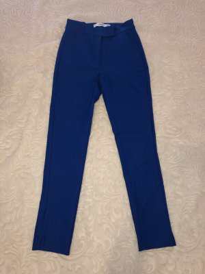 Mango Basics 3/4 Length Trousers blue