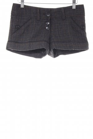 Mango Hot Pants Karomuster Business-Look