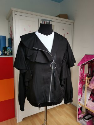 Mango Outdoor Jacket black