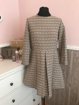 Mango Jacquard Kleid XL wie neu