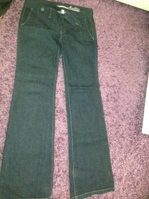 Mango Jeans 36/s dunkelblau