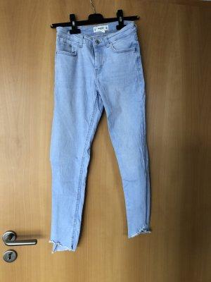 Mango Jeans slim fit azzurro