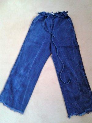Mango Jeans aus neuester Kollection, knöchellang, ausgefranst