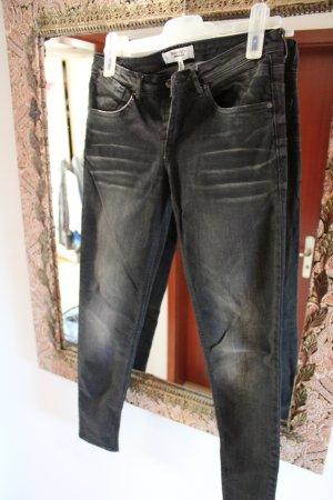 Mango Jeans Biker-Look