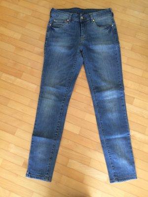 Mango Jeans blau in 38