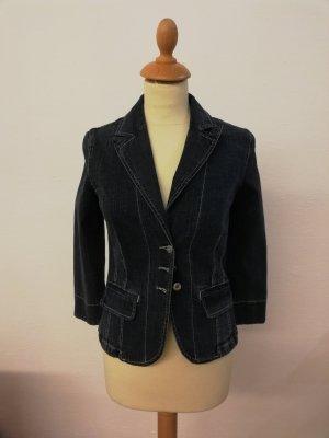 Mango Jeans Blazer Jacke S  vintage Jeansjacke