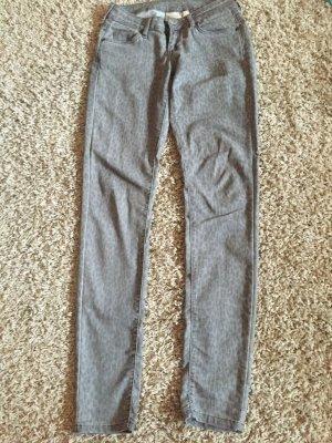 Mango Jeans grau Größe 38
