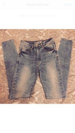 Mango Jeans  im blau