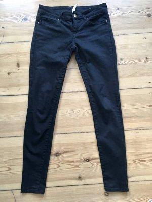 MANGO Jeans in schwarz