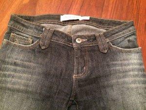 Mango Jeans in ungewöhnlicher Farbe Graublau