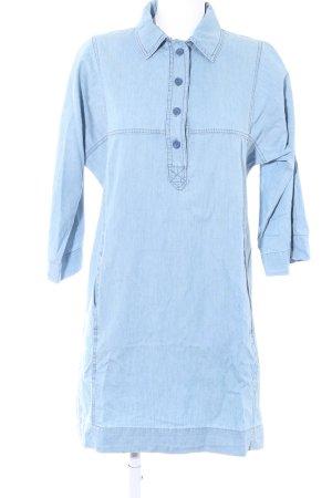 Mango Jeans Jeanskleid himmelblau-kornblumenblau Casual-Look