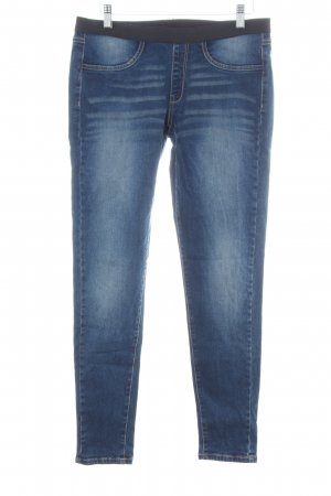 Mango Jeans Jeggings blue casual look