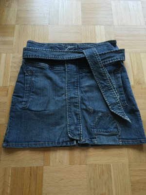 Mango Jeans-Minirock