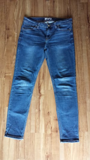 Mango Tube Jeans multicolored