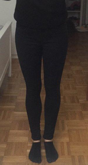 Mango Skinny Jeans black
